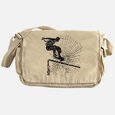 Skateboard Rail Messenger Bag