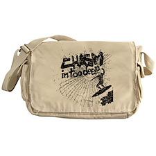 Surfer - In Too Deep Messenger Bag