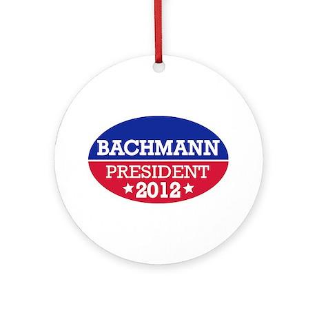 Bachmann President 2012 Ornament (Round)