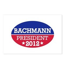 Bachmann President 2012 Postcards (Package of 8)