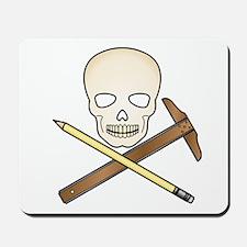 Skull X Tech Mousepad
