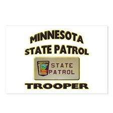 Minnesota State Patrol Postcards (Package of 8)