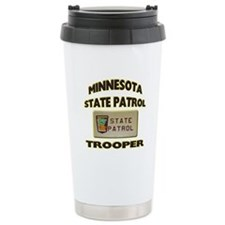 Minnesota State Patrol Travel Mug