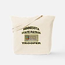 Minnesota State Patrol Tote Bag