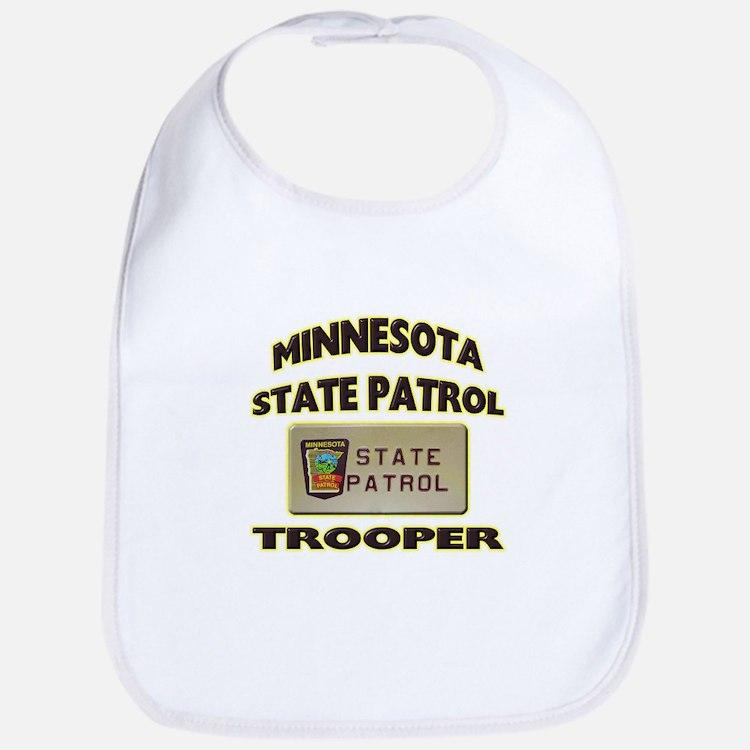 Minnesota State Patrol Bib