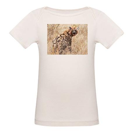 Hyena Organic Baby T-Shirt