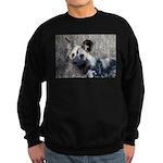 African Wild Dog Sweatshirt (dark)