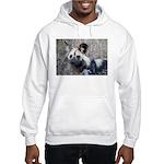 African Wild Dog Hooded Sweatshirt