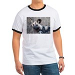 African Wild Dog Ringer T