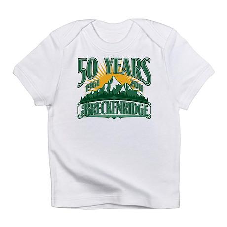 Breckenridge Green Mountain 50th Infant T-Shirt