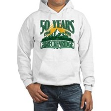 Breckenridge Green Mountain 50th Hoodie