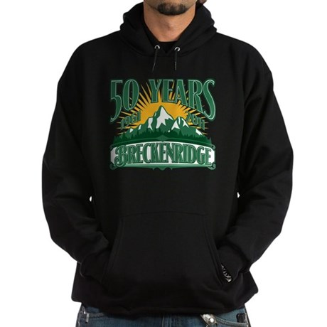 Breckenridge Green Mountain 50th Hoodie (dark)
