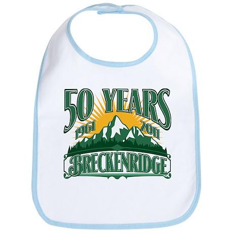 Breckenridge Green Mountain 50th Bib
