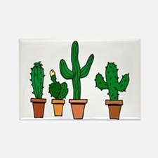 Cactus2007 Rectangle Magnet