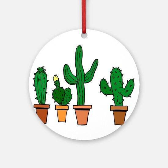 Cactus2007 Ornament (Round)