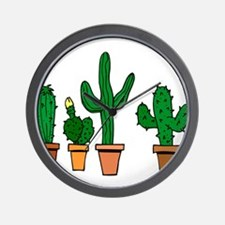 Cactus2007 Wall Clock