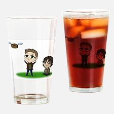 Unique Supernatural sam Drinking Glass