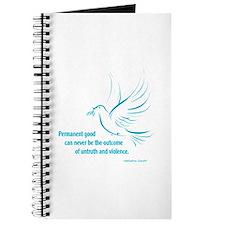 Gandi Peace Journal
