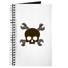Skull & Cross-Wrenches Journal