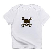 Skull & Cross-Wrenches Infant T-Shirt