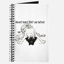 Mastiff Haven't Heard Journal