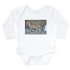 Karula On The Move Long Sleeve Infant Bodysuit