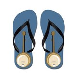 Country music Flip Flops