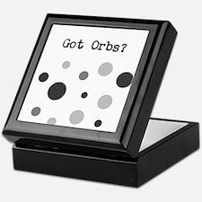 Got Orbs? Keepsake Box