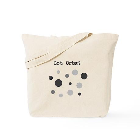 Got Orbs? Tote Bag