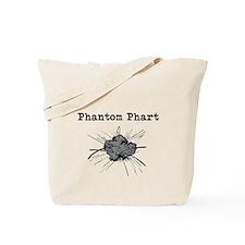 Phantom Phart Tote Bag