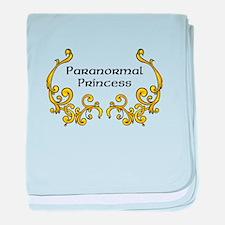 Paranormal Princess baby blanket