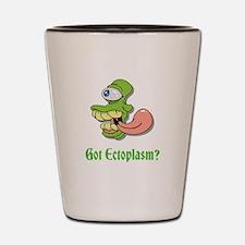 Got Ectoplasm? Shot Glass