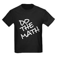 Do The Math! T