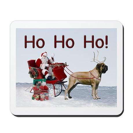 Ho Ho Ho! Mousepad