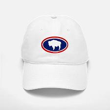 Wyoming Buffalo Baseball Baseball Cap