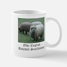 Babydoll Southdown Mug