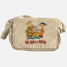 Ed, Edd n Eddy Messenger Bag