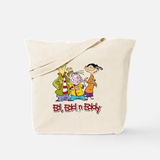 Ed, Edd n Eddy Tote Bag