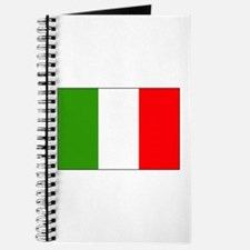 Ciao Bella Flag of Italy Journal