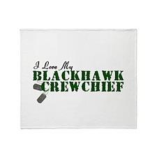 Love My Blackhawk Throw Blanket