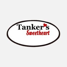 Tanker's Sweetheart Patches