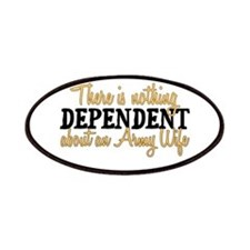 Army Wife - Dependent Patches