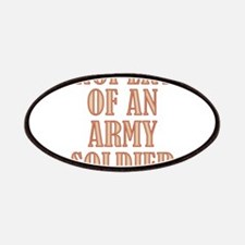 Camo Property of an Army Sold Patches