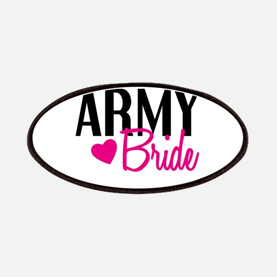 Army Bride Patches