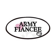 Army Fiancee (distressed) Patches