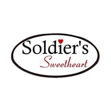 Soldier's Sweetheart Patches