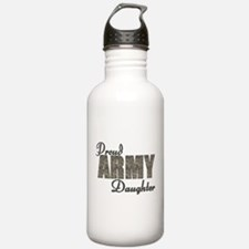 ACU Army Daughter Water Bottle
