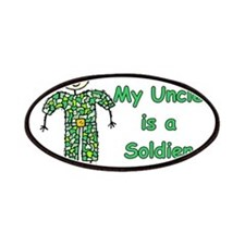 My Uncle is a Soldier Patches