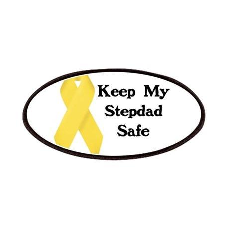 Keep My Stepdad Safe Patches