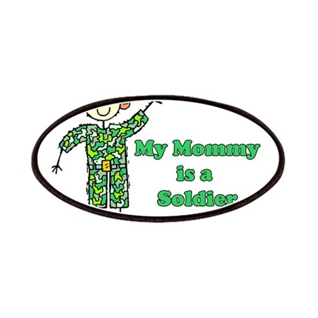 My Mommy is a Soldier Patches